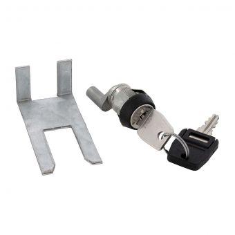 FACOM 2840.17 - Lock Barrel + 2 Keys For JET+ Roller Cabinets + Tool Chests