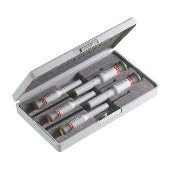 FACOM 84E.J1 - 5Pc Metric Hex Micro-Tech Precision Screwdriver Set