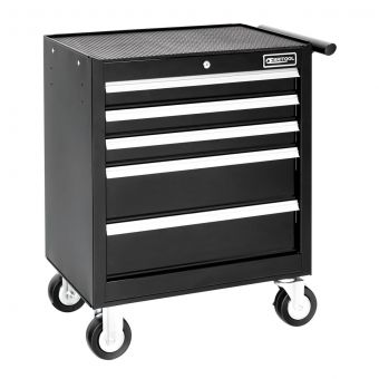 BRITOOL E010230B - Classic 5 Drawer 3 Mod Roller Cabinet Black