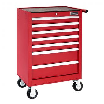 BRITOOL E010231B - Classic 7 Drawer 3 Mod Roller Cabinet Red