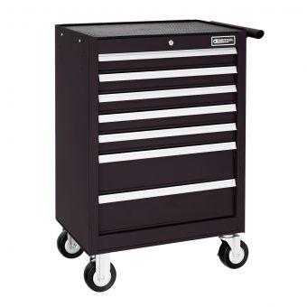 BRITOOL E010232B - Classic 7 Drawer 3 Mod Roller Cabinet Black
