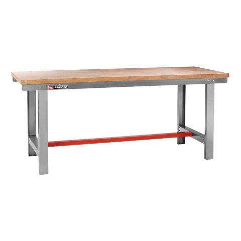 FACOM 2250 - Classic 2m Wooden Worktop Work Bench