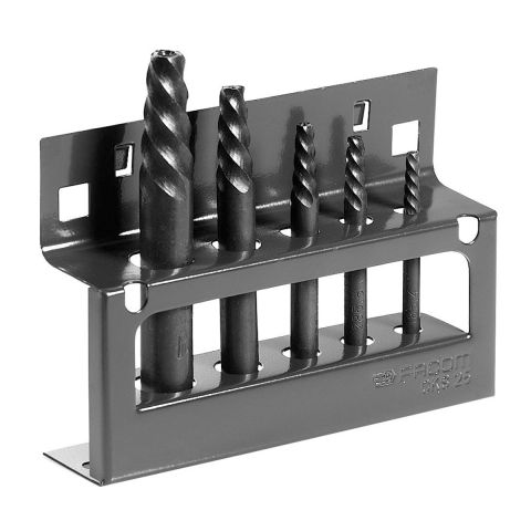 FACOM 285.JS5 - 5pc Right Hand Stud Puller Set + Rack