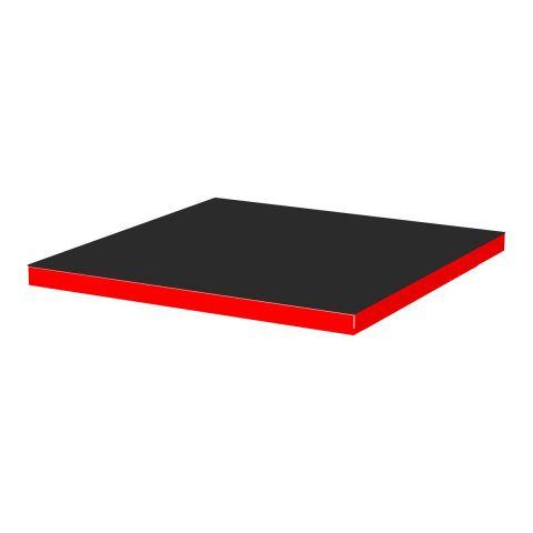 ETS.3M60BRFOAM - CUSTOM Flight+3Mod 60mm Foam Drawer Insert Black-Red