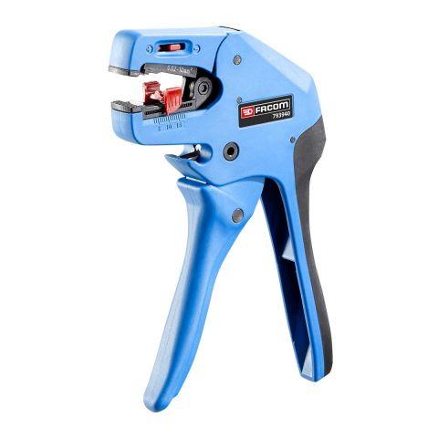 FACOM 793940PB - Swingo 90' Angle Automatic Wire Stripper + Cutter