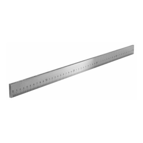 FACOM 809.ING500 - 500mm Class I Metric Stainless Steel Straight Rule