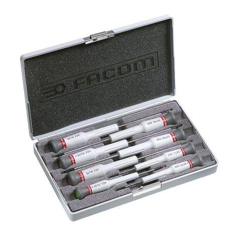 FACOM AEX.J2 - 8pc Torx Micro-Tech Precision Screwdriver Set