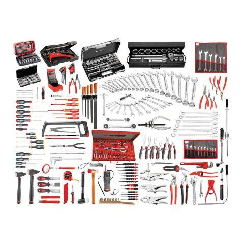 FACOM CM.150A - 333pc General Metric Tool Kit