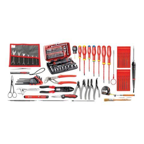 FACOM CM.EL32 - 94pc Electricians Metric Tool Kit