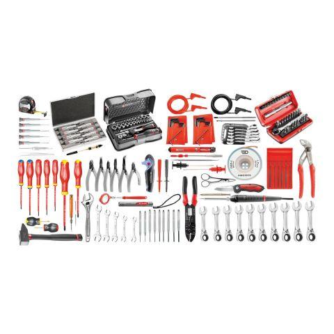 FACOM CM.EL35 - 172pc Electricians Metric Inch Tool Kit