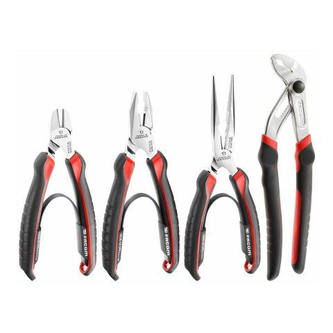 FACOM CPE.A4 - 4pc Comfort Grip Pliers Set