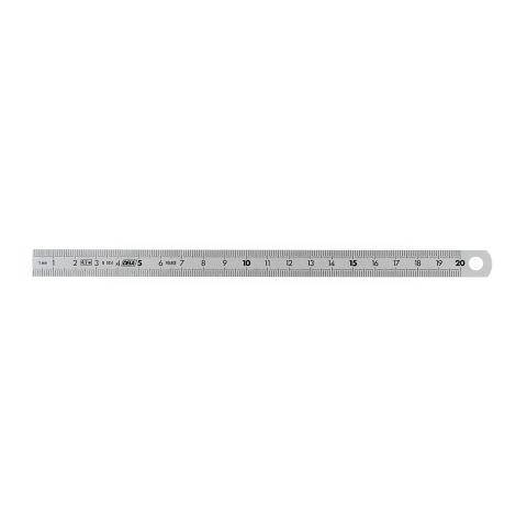 FACOM DELA.1051.X - Class II Metric 2-Side Stainless Steel Rule