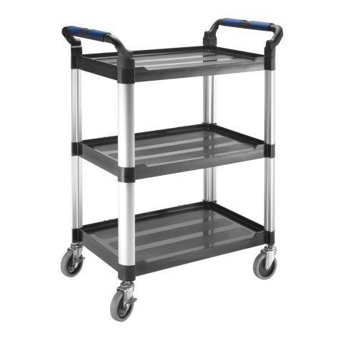 EXPERT by FACOM E010136 - 3 Plastic Shelf Roller Trolley