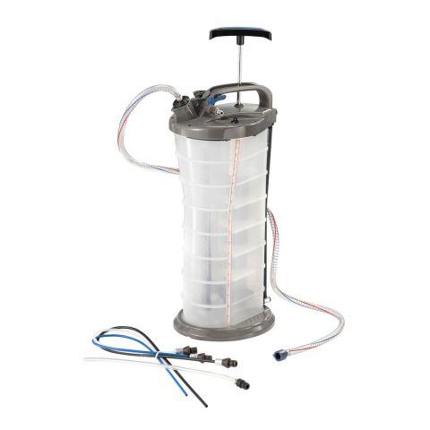 EXPERT by FACOM E200512 - 9.5l Combo Fluid Extractor Set