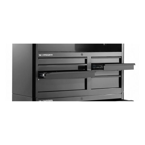 FACOM FAS.C8BK - USA 8 Drawer 3+2 Mod Tool Chest Black
