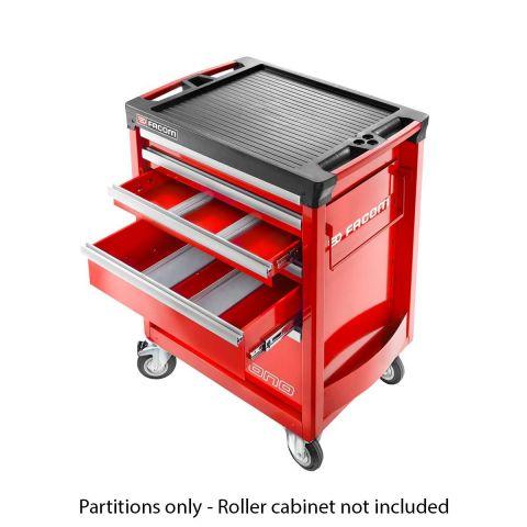 FACOM JET2.1X - Metal Drawer Partition Dividers