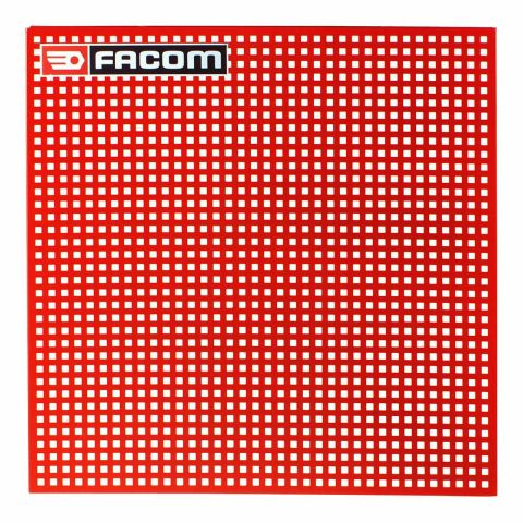 FACOM PK.X - Vertical Perforated Hook Panel Red