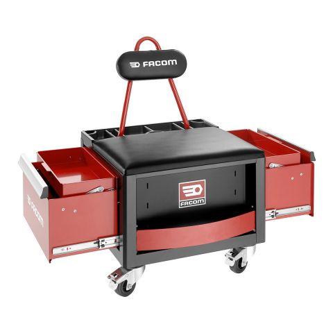 FACOM TCS-P1 - Premium Inspection Seat + Storage Unit