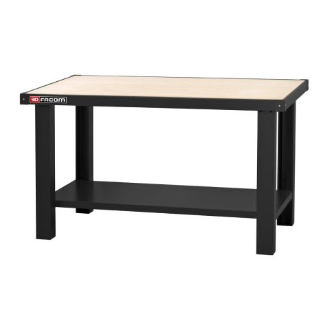 FACOM WB.1500WA - Maintenance 1.5m Wooden Worktop Work Bench