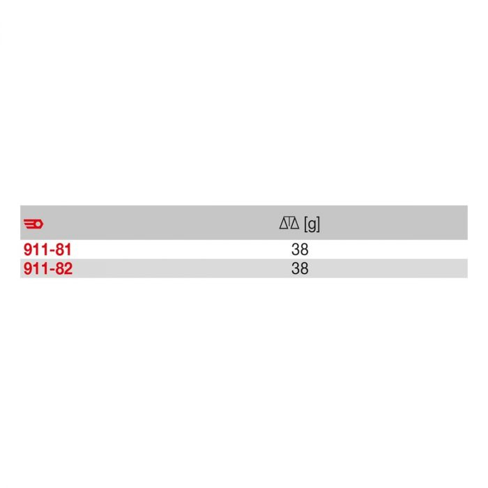 FACOM 911-8X - 8mm Dummy Glow Plug For Testing