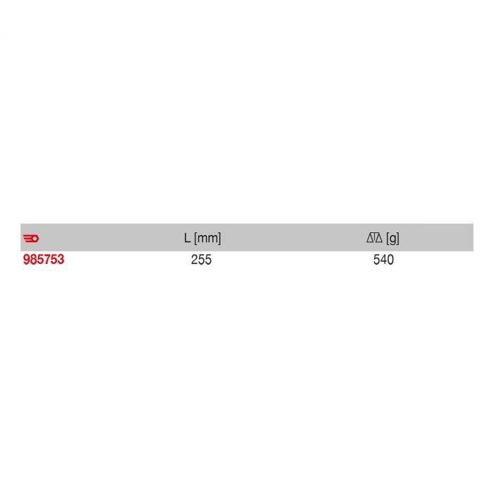 FACOM 985753 - Production Insulated Terminal Crimper Plier