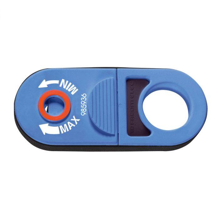 FACOM 985936 - Coax + Multipair Cable Sheath Rotary Stripper
