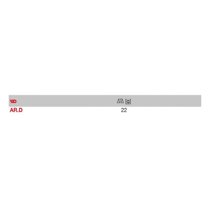 FACOM AR.D - Straight Point Isoryl Pick