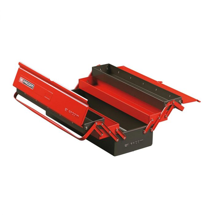 FACOM 2046.SG3A - 79pc General Services Metric Tool Kit + Cantilever Tool Box