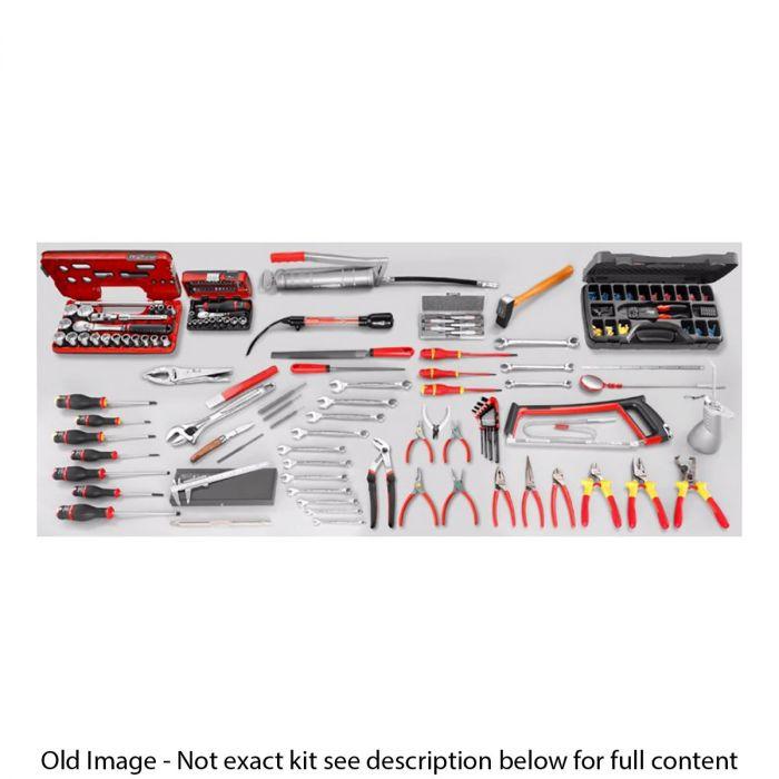 FACOM CM.MAN - 119pc Handling Machnine Tool Kit
