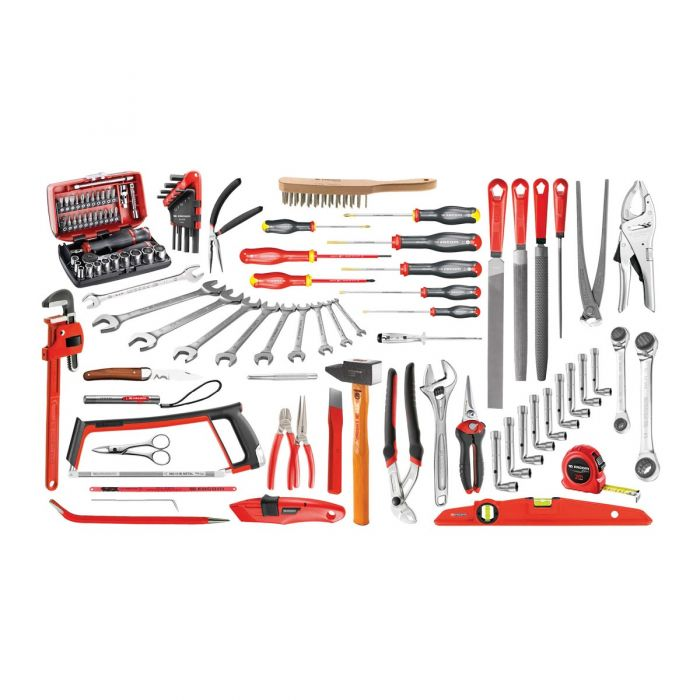 FACOM CM.SG4A - 112pc General Services Metric Tool Kit