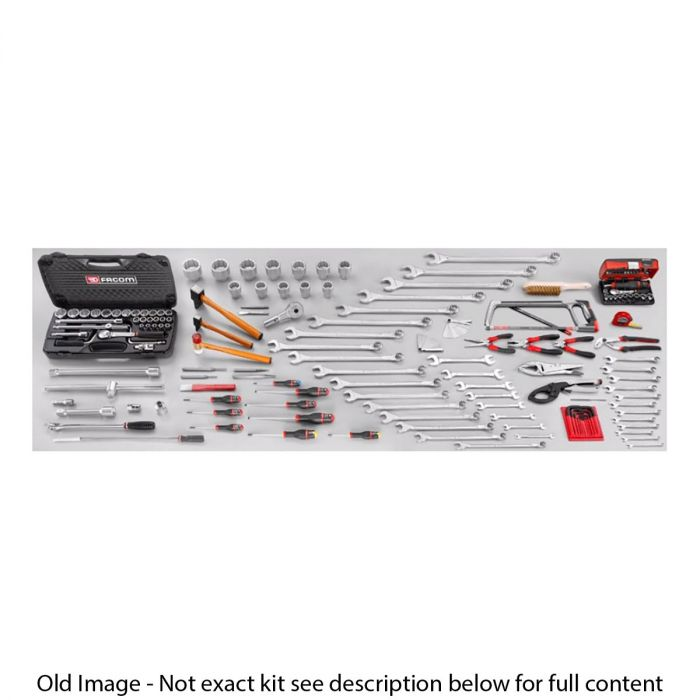 FACOM CM.V9 - 174pc Agricultural Machinery Metric Tool Kit