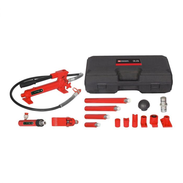 FACOM CR.4TA - 4t Hydraulic Straightening Kit + Case