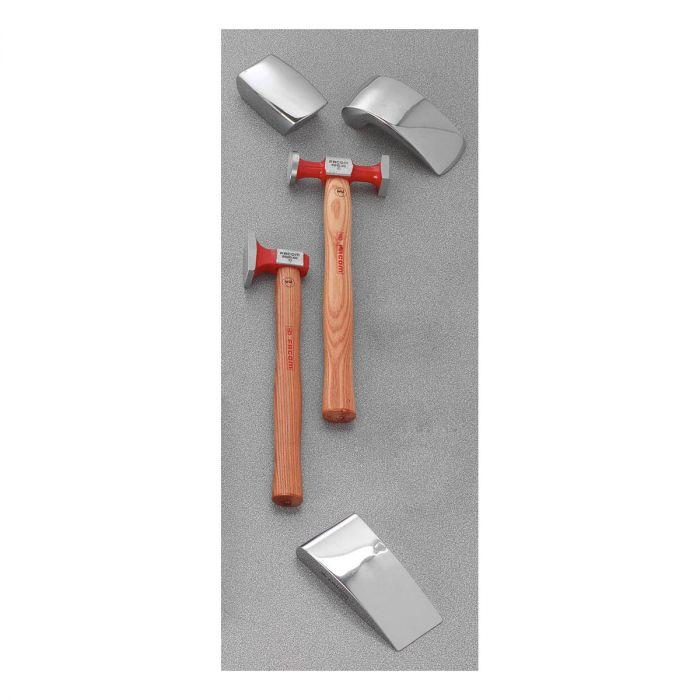 FACOM CR.858J5 - 5pc Sheet Metal Work Set