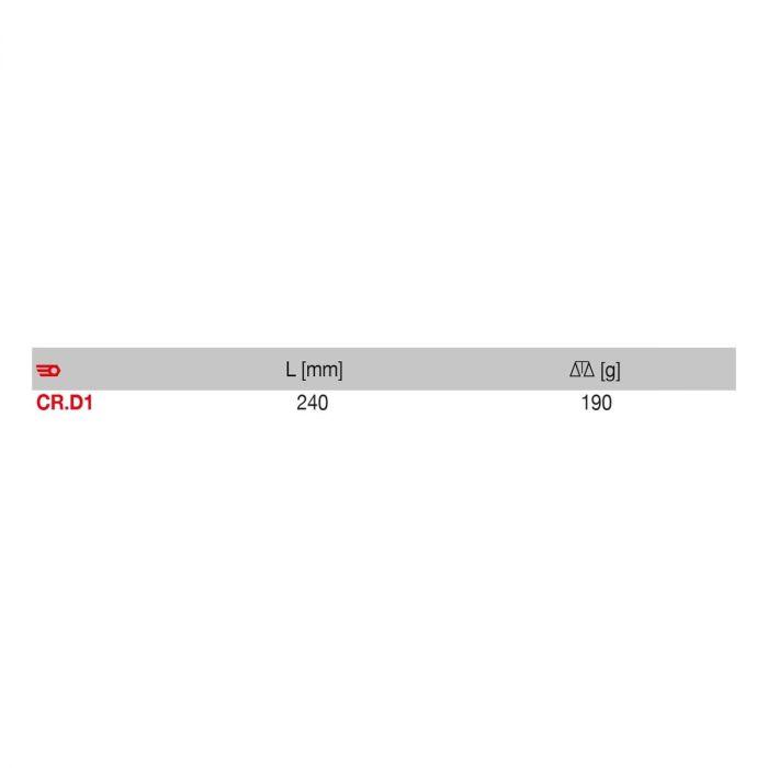 FACOM CR.D1 - Trim Clip Removal Pliers