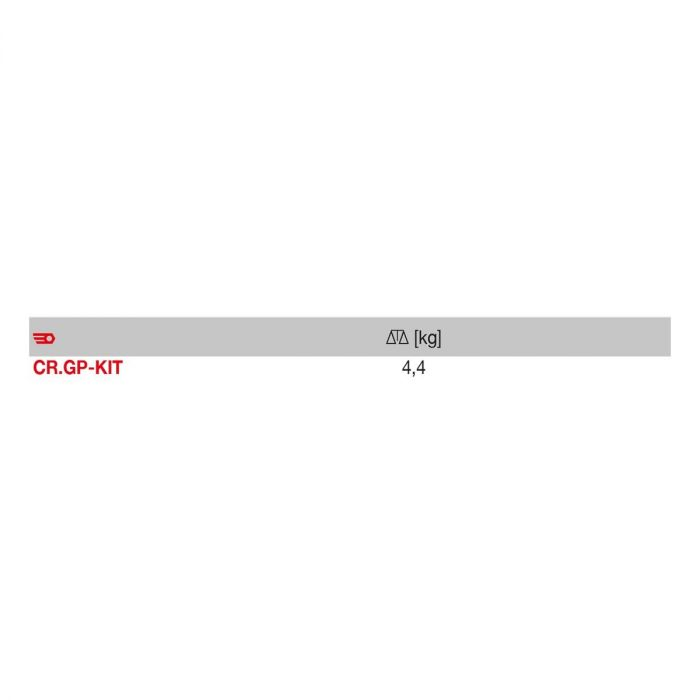 FACOM CR.GP-KIT - Paint Free Dent Removal Puller Set + Tool Box