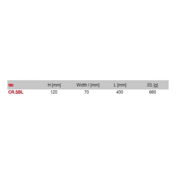 FACOM CR.SBL - Long Self Adjusting Automotive Bodywork Sanding Block