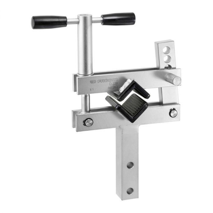 FACOM D.22B - Workbench Vice for Struts