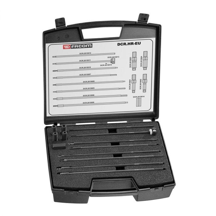 FACOM DCR.HR-EU - Multiple Marque Electrode Puller Set + Case