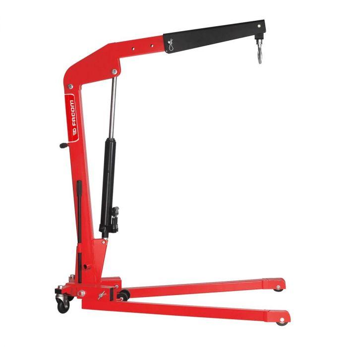 FACOM DL.1GP - 1t Folding Hydraulic Workshop Crane