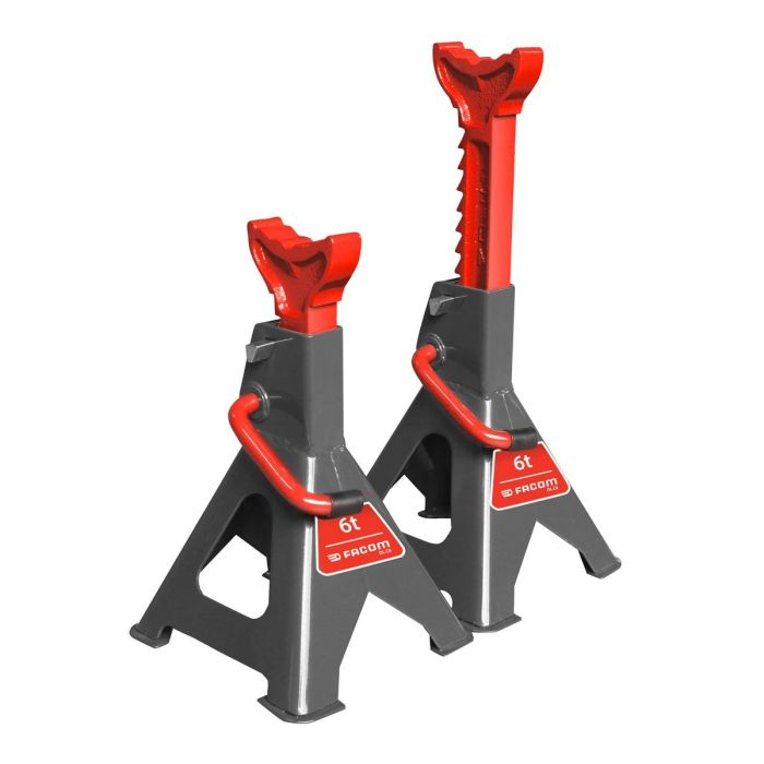 FACOM DL.C6 - Pair 6t Axle Stands