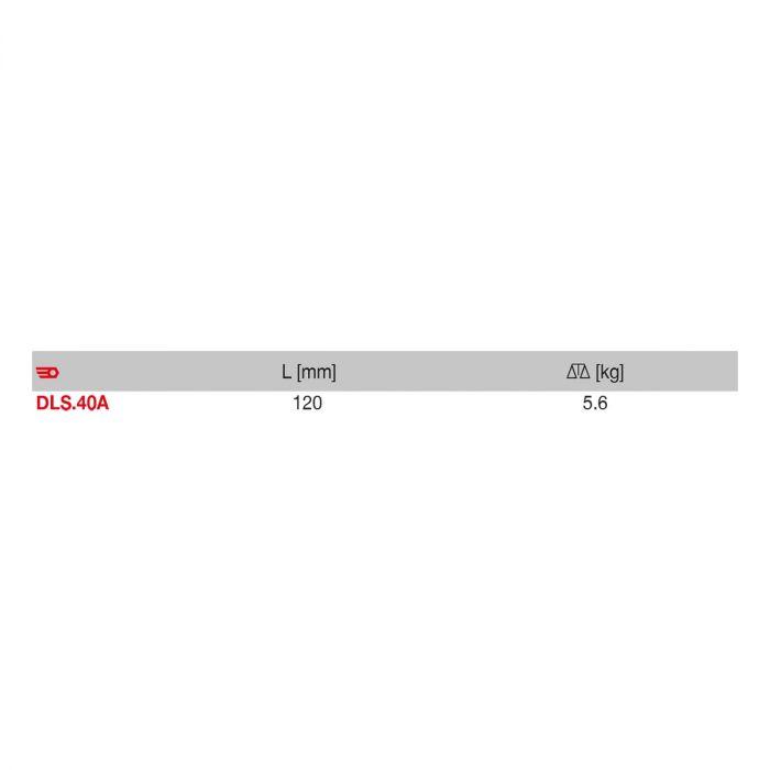 FACOM DLS.40A - Shock Absorber Remover Level Bar