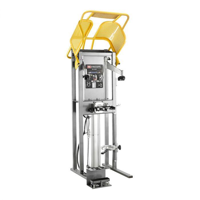 FACOM DLS.501HPS - High Safety Pneumatic Spring Compressor Workstation