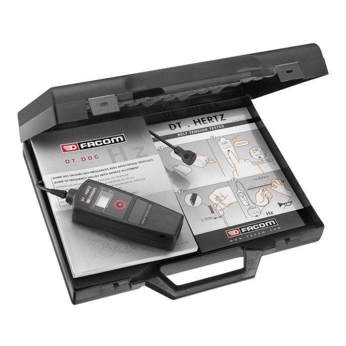 FACOM DT.HERTZ - Electronic Belt Tension Meter Set + Case