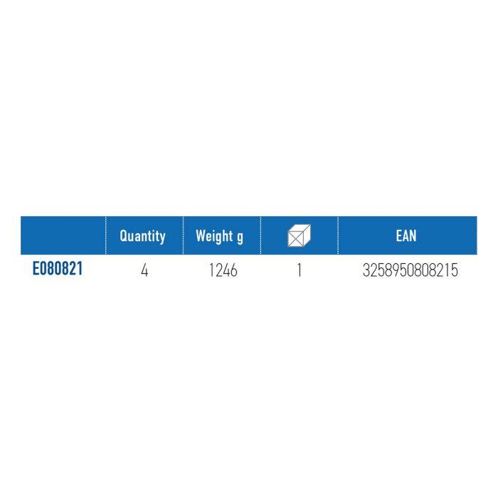 EXPERT by FACOM E080821 - 4pc Comfort Grip Pliers Module