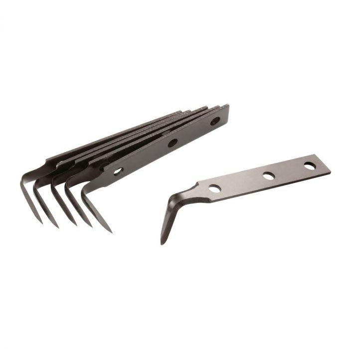 EXPERT by FACOM E201514 - 6pc Windscreen Seal Cutter Tool Blades