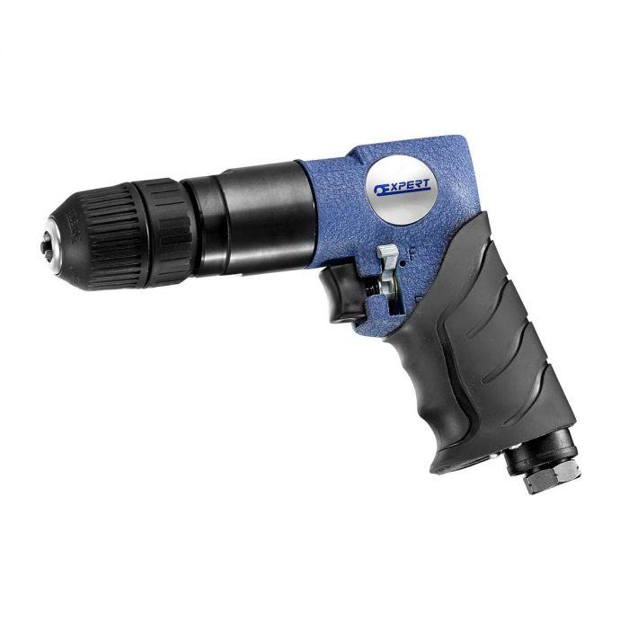 EXPERT by FACOM E230402 - 300w 10mm Keyless Chuck Reversible Air Drill