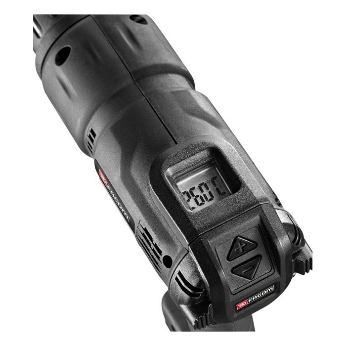 FACOM E.2015 - 2000W 2000W Dual Heat Gun + Nozzle Set