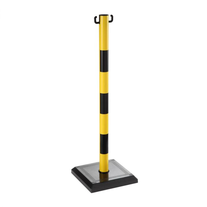 FACOM EV.BAP - Safety Marker Post Yellow + Black