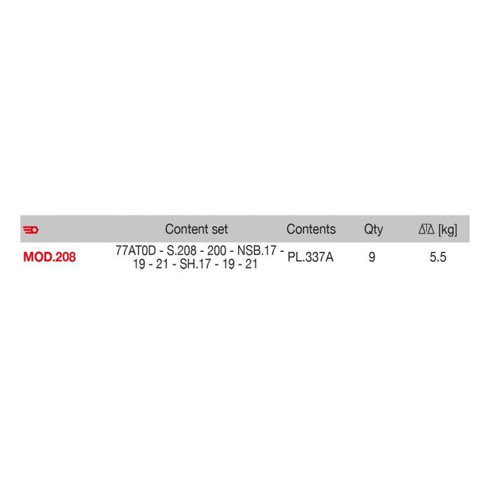 FACOM MOD.208 - Wheel Nut Removal + Tightening Module