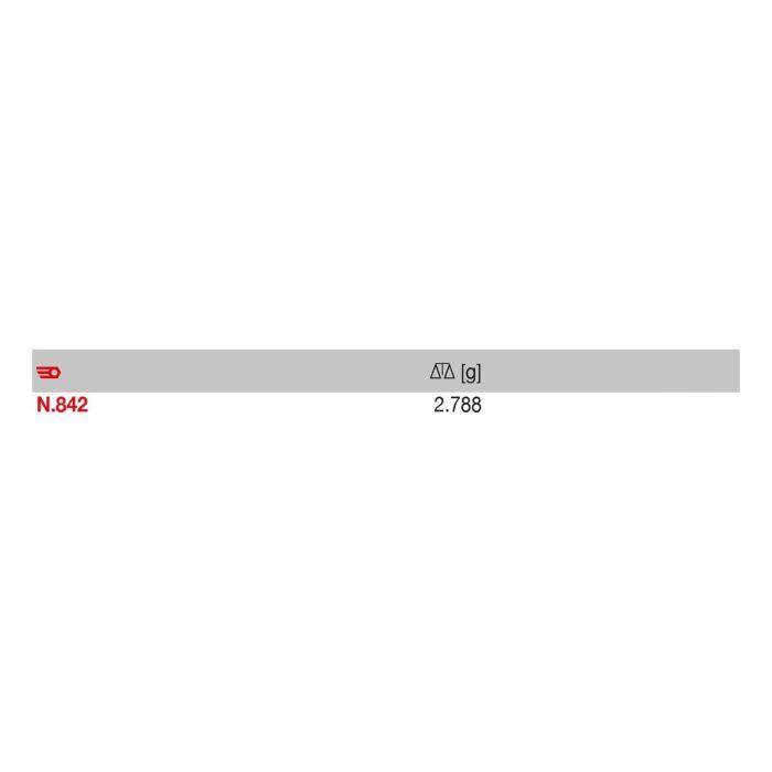 FACOM N.842 - 16x22mm 12.5m x 10-16mm PVC Hose + Bits Set